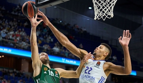RS4 Report: Tavares, Abalde down Panathinaikos and lead Real to third win
