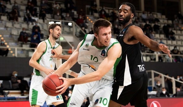 RS 01 report: Joventut trashes Trento on the road