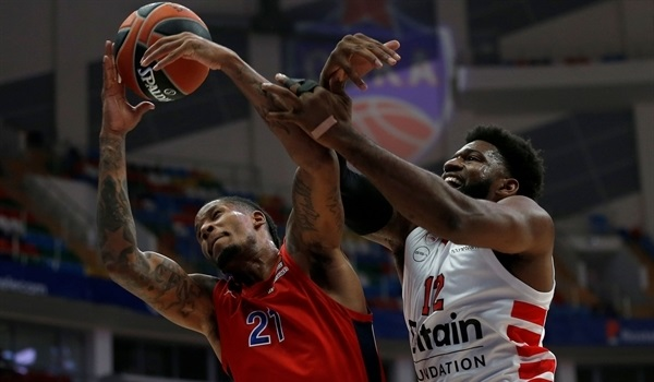 RS5 Report: Clyburn leads CSKA past Olympiacos, 88-82