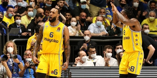 Maccabi buying into team-first approach