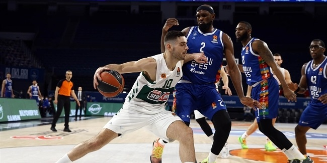 Game of the Week: An early-season test for Panathinaikos, Efes