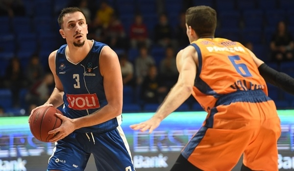 RS 2 report: Buducnost rallies to edge Valencia