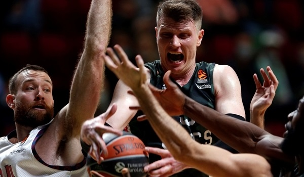 Vorontsevich rolled back the years for UNICS